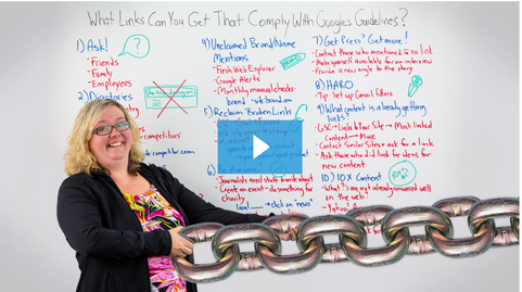 Marie Haynes - Whiteboard Friday from Moz